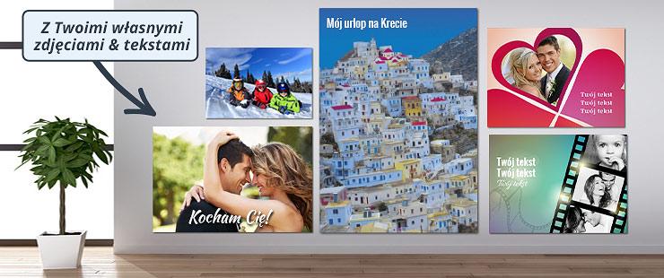 Fotoplakaty Stwórz Własny Plakat Na ścianę Ze Zdjęcia