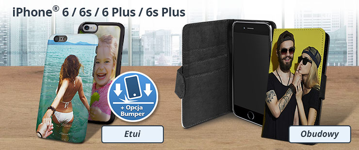 Etui do iPhone'a 6 Plus i iPhone'a 6s Plus z własnym zdjęciem